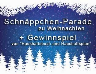 Schnäppchen-Parade